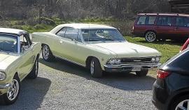 Chevrolet Chevelle Malibu Sport Coupe