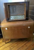 Radio och grammofon 50-tal