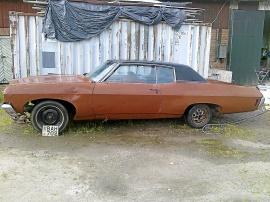 Impala 2-dr Ht