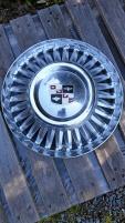 """4 st 15"""" Studebaker 1957-1958 kapslar"""