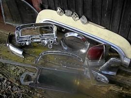 Cadillac -55 delar
