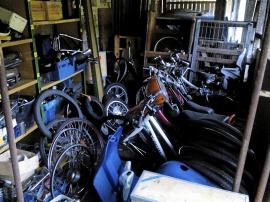 Nerlagd Moped- och Cykelverkstad