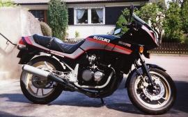 Suzuki 400 FWS