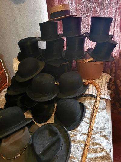 Äldre hattar