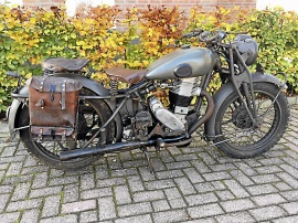 Köper dina veteran motorcyklar Puch Jawa monark