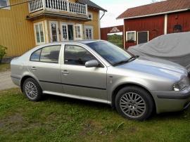 Skoda Oktavia 4x4 Turbo