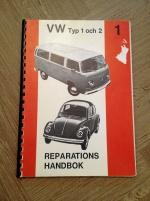 Rephandbok VW typ 1 och 2