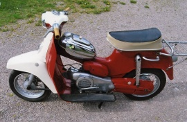 Moped Puch Alabama
