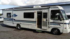 Winnebago Chevrolet Brave 32