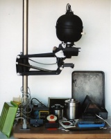 Mörkrumsutrustning