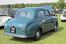 mobile_Standard 8 efterkrigsbil