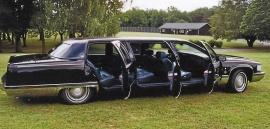 Unik problemfri Cadillac