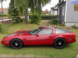 mobile_ Corvette c4