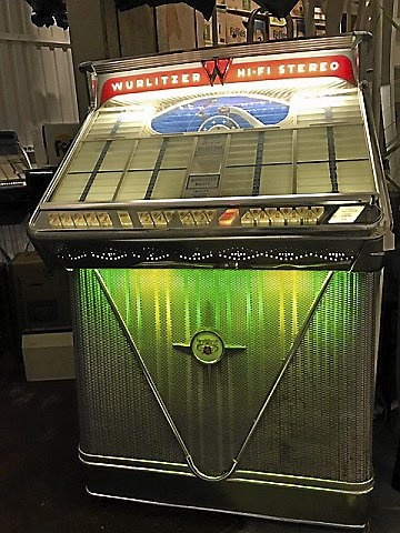 Jukebox Wurlitzer 2404 S