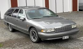 Chevrolet Caprice classic HGV