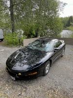Pontiac Trans Am Formula