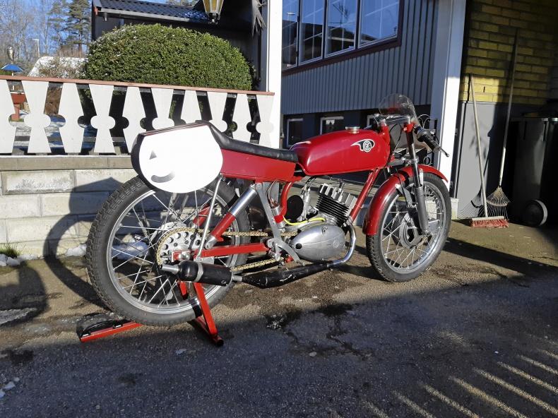 Nostalgi TT-racer