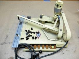 Gravyr maskin
