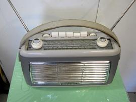 Gammal transistorradio Schaub Lorenz