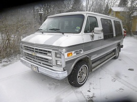 mobile_Chevrolet G20 Van