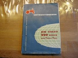 Instruktionsbok till Traktor BM Boxer.