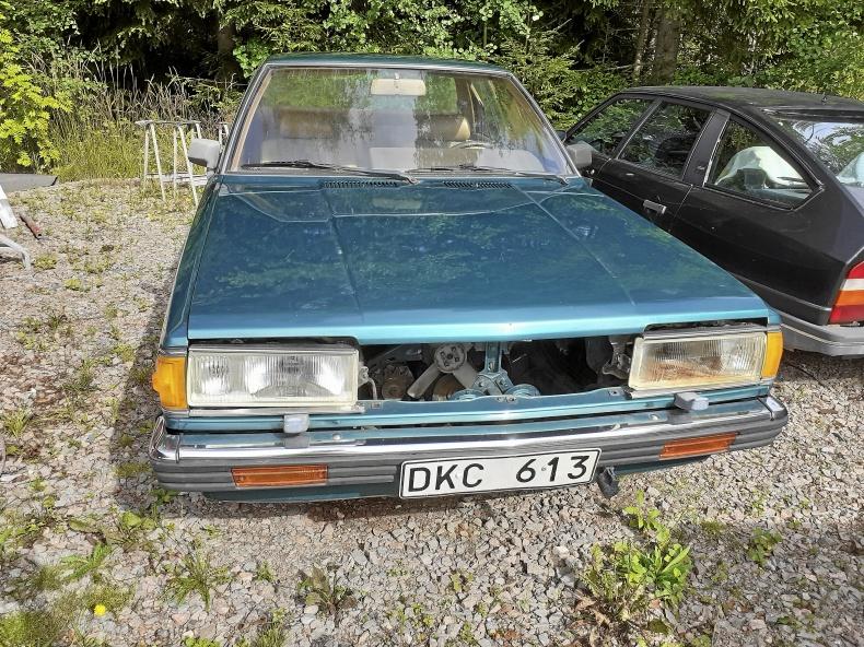 Datsun Bluebird  KML 910 coupe