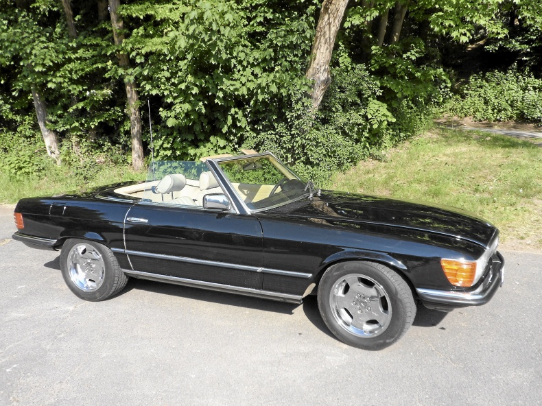 Mercedes SL500 107 Lorinser Collectible