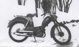 Moped Husqvarna