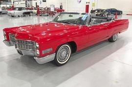 Cadillac De Ville Cab