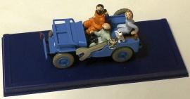 Tintin Jeep