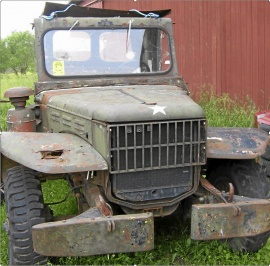 DODGE WC WW2