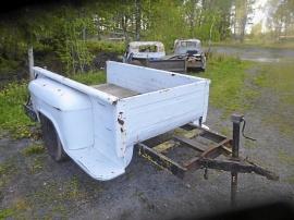 Chevrolet trailer