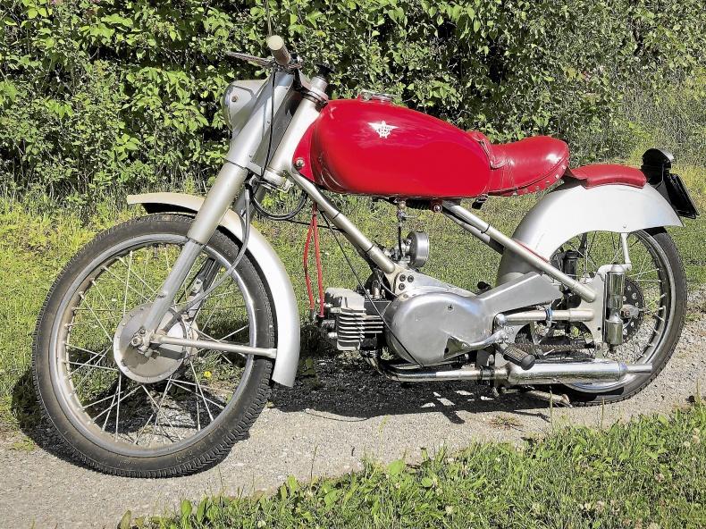 Rumi 125 cc Supersport