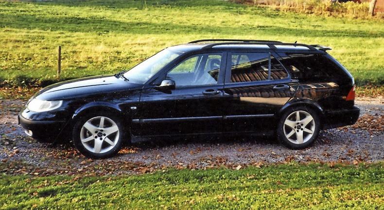 Saab diesel 9-5