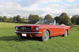 Ford Mustang 1964 1/2 V8 260-C4 Autm Servo EL cab