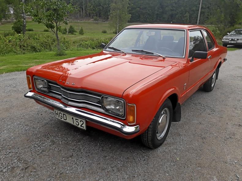 Ford Taunus 1600 L