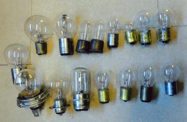 Lampor 6 Volt