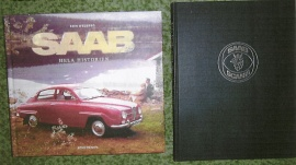 Saab böcker