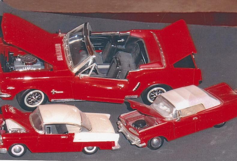Ford och Chevrolet