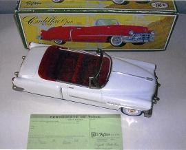 Modellbil