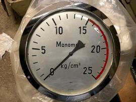 Ångtrycksmanometer
