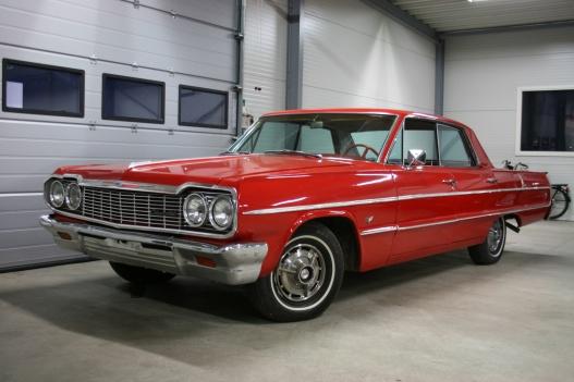 Chevrolet Impala 4-dr. Ht -64