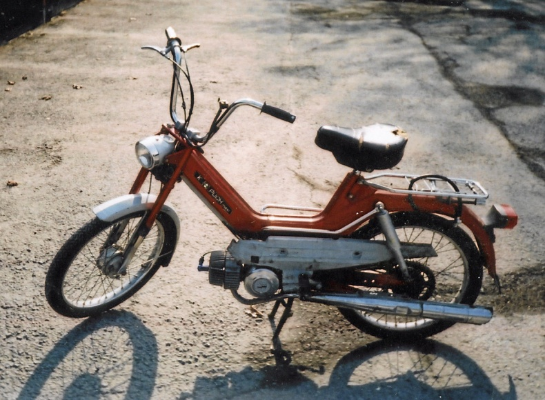 mobile_ Moped Puch Maxi