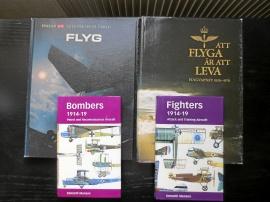 Flygböcker m.fl