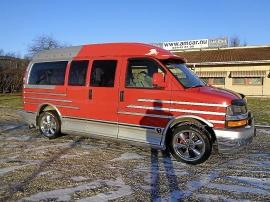 Chevrolet Van Conversion High Top Explorer