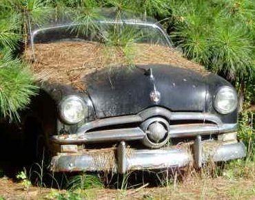 Ford 1949 - 51 Delar