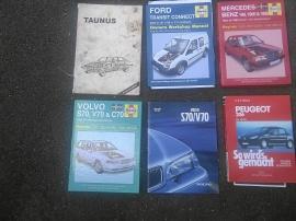 Handböcker bilar