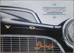 Broschyr Volvo Amazon 1963