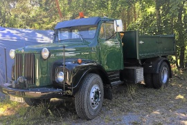 Scania 85 Turbo