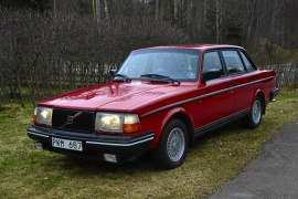 Volvo 244 SE